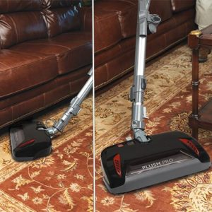 the pow clean nimbly with jetturn radius - Panasonic Canister Vacuum