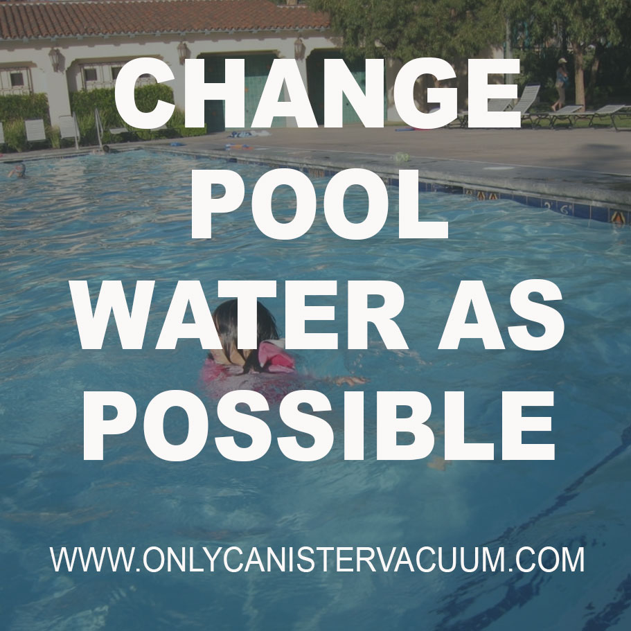 Change-Pool-Water-Regularly