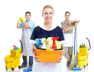 Clean your house methodically