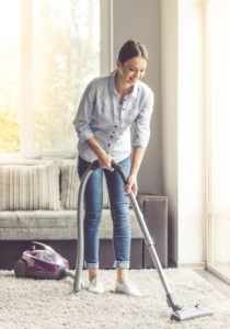 Use your vacuum efficiently